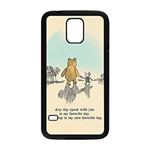 Happy Cute Cartoon Bear Hot Seller Stylish Hard Case For Samsung Galaxy S5