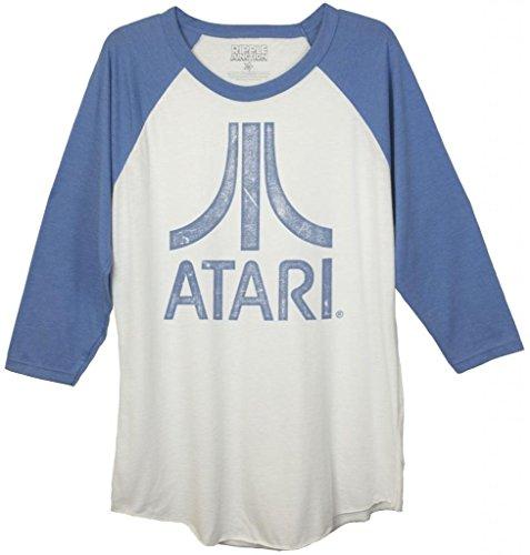 Atari Distressed Logo Adult