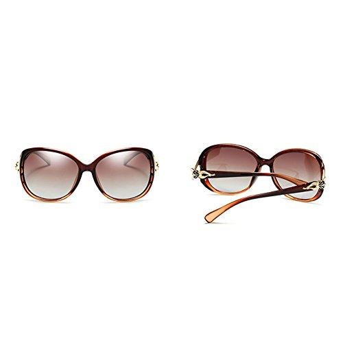 Vintage Couleur de Box Homme Miroir Lunettes Lunettes Conduite Soleil TD Face Big Round Sunglasses de 4 2 Soleil Pilote w7vCaSq