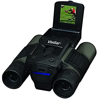 Vivitar 8MP Digital Binocular Camera - Colors May Vary (VIV-CV-1225V)