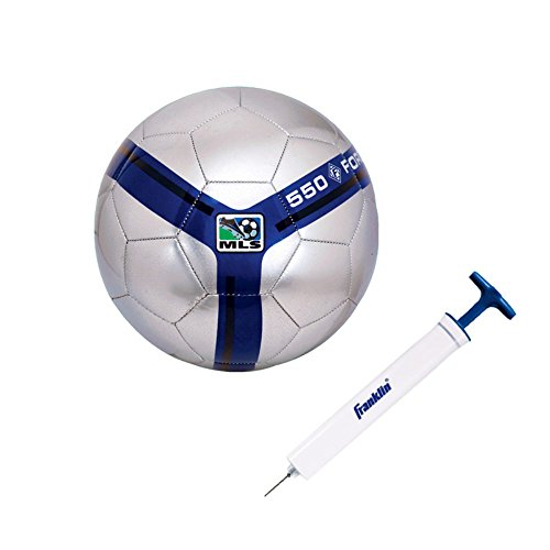 Franklin Mls Premier Soccer Ball With Pump 3
