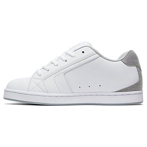Dc Se Net Men's White Sneaker Shoes Wwl r6TRxr