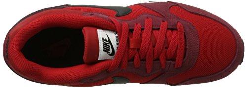 Nike Men's Nike Md Runner 2 Shoe, Zapatillas Deportivas para Interior para Hombre Multicolor (Univ Red/black-team Red-pale Grey)