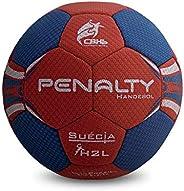 Bola Hand Suécia H2L Ultra Grip c/c IV Penalty 56 cm Vermelho