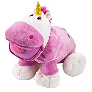 Stuffies Prancine the Unicorn by Martfive