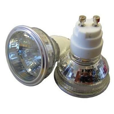 GE Lighting 85110 MR16 Ceramic Metal Halide Lamp 20 Watt GX10 Turn and Lock Base 1000 Lumens 80 CRI 3000K ConstantColor CMH