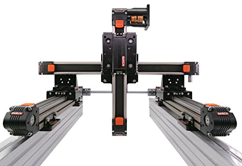 XYZ Gantry System Linear Stage Belt Drive 600 x 600 x 300 Working Area ()