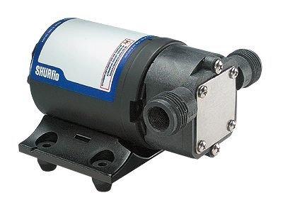 Flexible Impeller Pump (Low-Flow Positive Displacement Flexible Impeller Pump, 120 VAC)