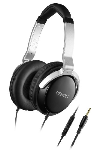 Denon AH-D510R On-ear Black