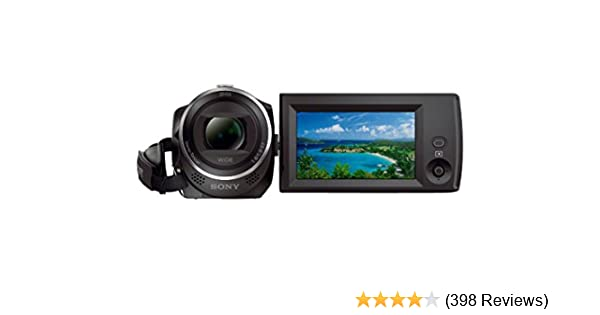 amazon com sony hd video recording hdrcx405 handycam camcorder rh amazon com Buyers Guide for Computers Tech Gift Guide