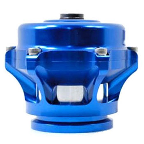 (TiAL Q.11B Q Series Blow Off Valve 50mm BOV Blue 11 PSI Spring Aluminum)