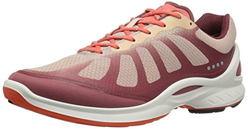 Biom Ecco 50312petal Chaussures coral Multisport Dust Blush Fjuel Outdoor rose Trim Rouge Femme arrwRqx