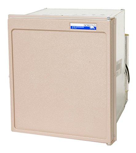 - Norcold 323BKR 1.7 cu. ft. 1 Door Refrigerator (3-Way AC/LP/DC, Right Hand Door Black Door)
