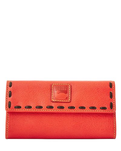 Dooney & Bourke Florentine Continental Clutch - Dooney & Bourke Lined Wallet