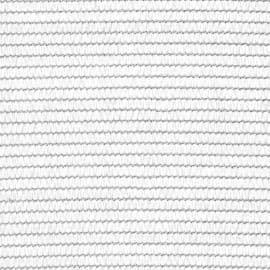 1x10 MT, Verde parcheggi balconi Rete Ombreggiante Frangivista Frangisole ad Alta schermatura di Colore Verde o Bianco provvista di cimosa con asole per Giardini