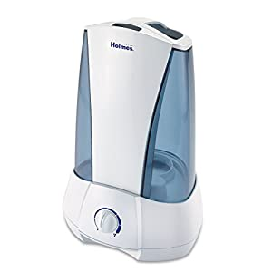 Holmes Ultrasonic Humidifier Filter-Free with Variable Mist Control, HM495