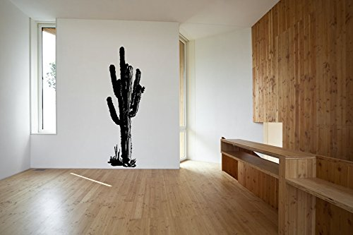 Saguaro Cactus Vinyl Wall Decal Sticker Graphic