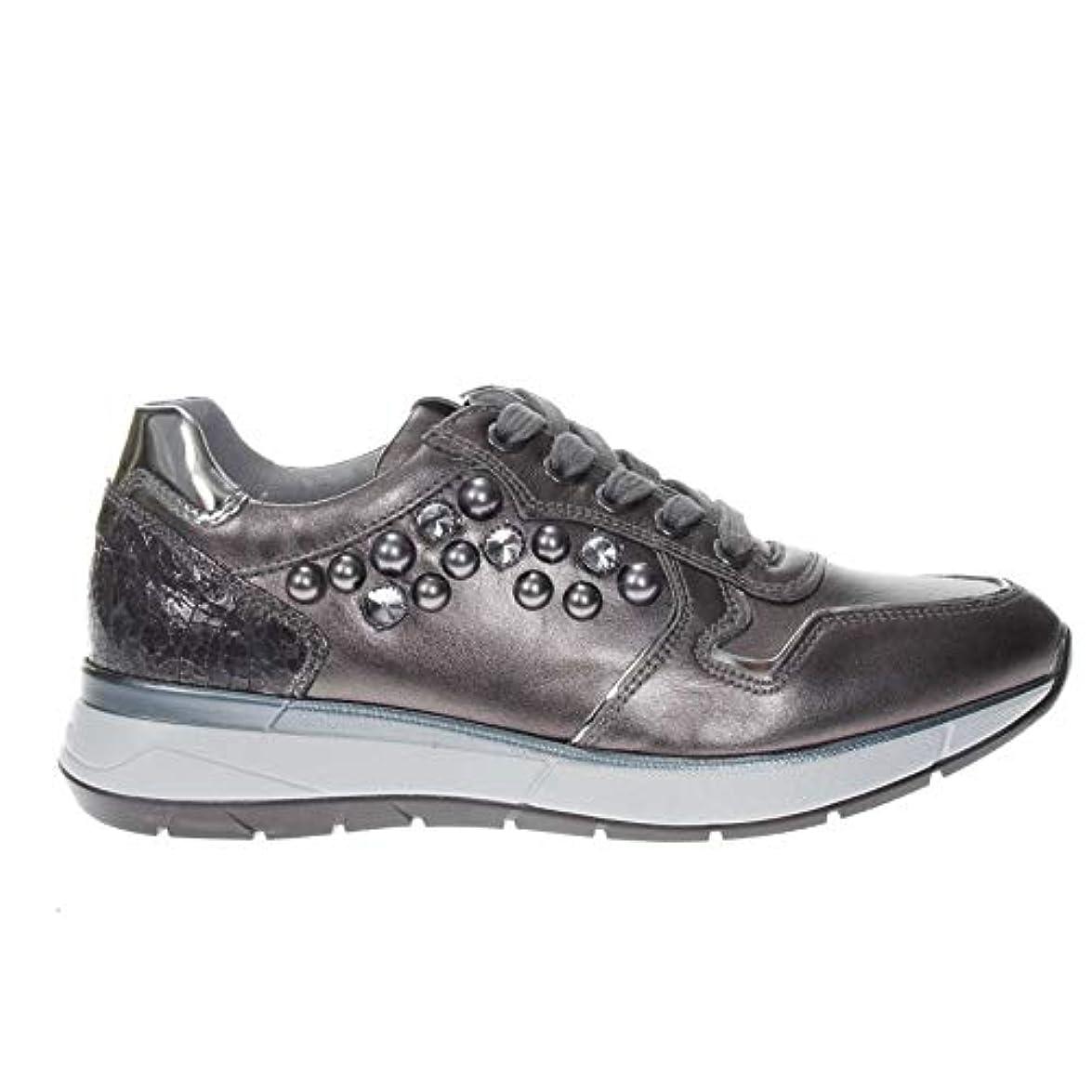 Nero Giardini Sneaker In Pelle Donna