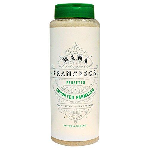 Mama Francesca Premium Classic Parmesan Cheese, 20 oz (567g)