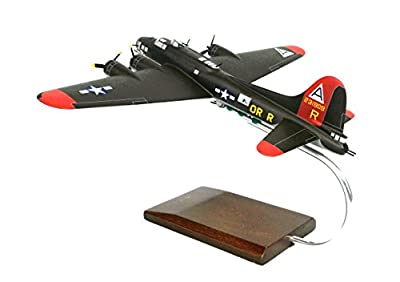 Mastercraft Collection Boeing B-17F Red Gremlin Model Scale:1/62