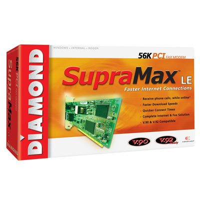 DIAMOND SUPRAMAX 56K MODEM WINDOWS 8 X64 DRIVER DOWNLOAD