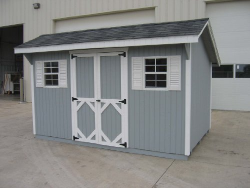 Diy Outdoor Shed - 2