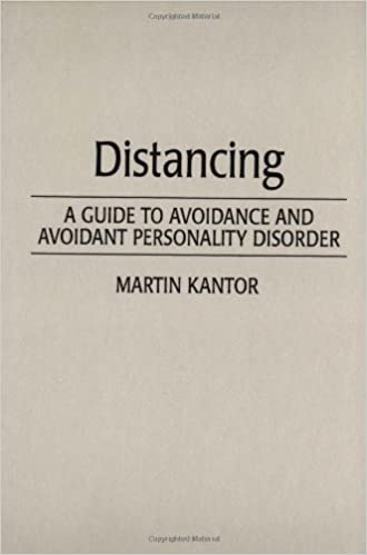 Amazon com: Distancing: A Guide to Avoidance and Avoidant