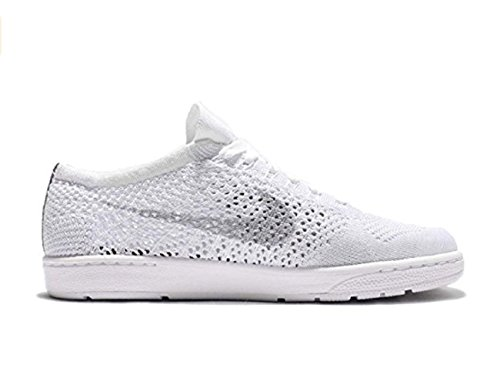 WMNS NIKE TENNIS CLASSIC ULTRA FLYKNIT 833860-101 Women's Shoes (8.5) (Womens White Tennis Shoes Nike)