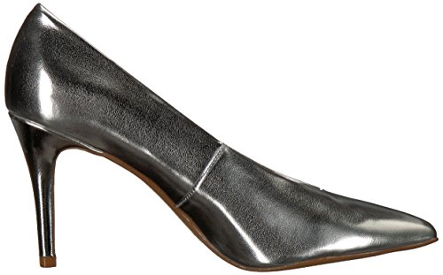 Women's Laundry Metallic Pump Rian Chinese Silver qFp5Bnw