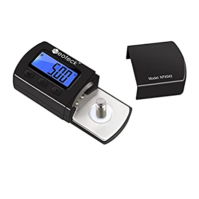 Neoteck Digital Turntable Stylus Force Scale Gauge