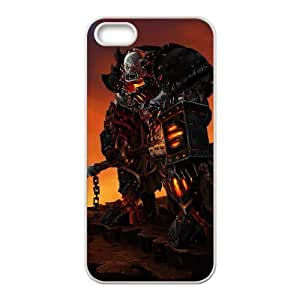 iphone5 5s phone case White World of Warcraft WOW Blackhand SSE2620643
