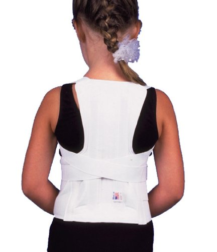 Ita-med Complete Pediatric Children Posture Corrector Back Support Brace TLSO-250(P), Large - Kid Supports