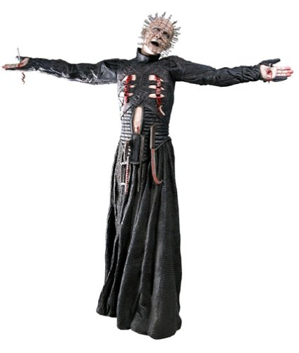 NECA Hellraiser Reel Toys Action Figure Series 3 Hell On Earth Pinhead -