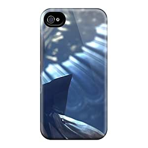 Durable Cases For The Iphone 4/4s- Eco-friendly Retail Packaging(starcraft)