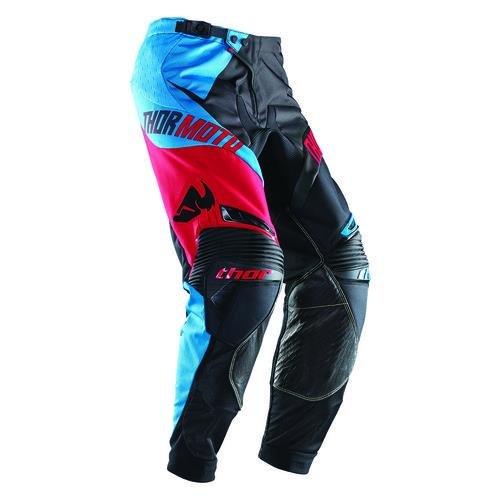 Thor MX Core Razor Men's Off-Road Motorcycle Pants - Blue / Size 32 ()