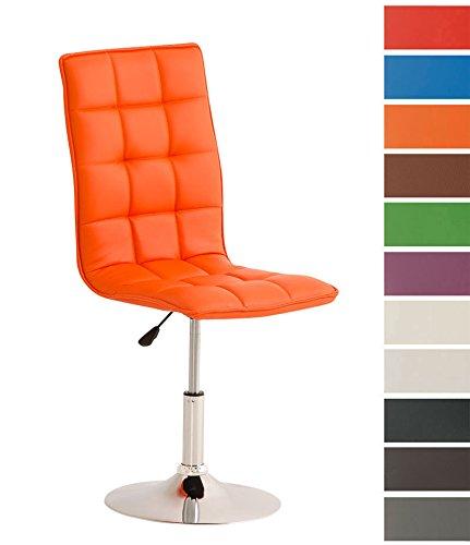 clp esszimmer stuhl peking lounge sessel modern sitzhhe verstellbar 40 54 - Esszimmer Orange