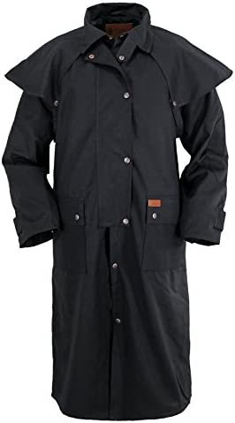 [Sponsored] Outback Trading Waterproof Oilskin Low Rider Duster