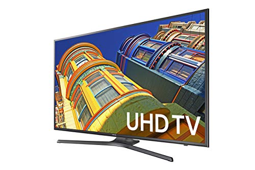 Samsung UN55KU6300 55-Inch 4K Ultra HD Smart LED TV (2016 Model)