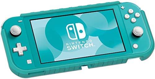 Hori - Carcasa híbrida turquesa (Nintendo Switch Lite): Amazon.es ...