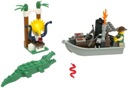 Lego Orient Expedition 7410 JUNGLE RIVER