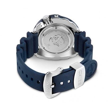 Reloj Seiko Padi Solar Divers Edición Limitada Caballero SRPA83K1: Seiko: Amazon.es: Relojes