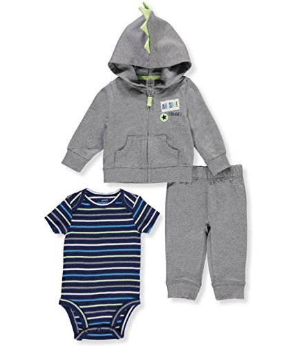 Carter's Baby Boys' 3 Piece Little Jacket Set 9 Months