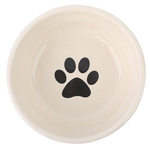 (MushroomCat Replacement for Pet Personalized Feeder Ceramic(Only Paws Bowl))