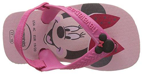 Rosa Havaianas Unisex Pink Infradito Disney 24 Ii pearl 0 Bimbi Baby Classics nZgz1q
