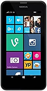 Nokia Lumia 635 - Smartphone libre Windows Phone 8.1 (pantalla 4.5 ...