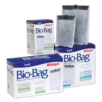 Whisper Assembled Bio Bag Cartridge