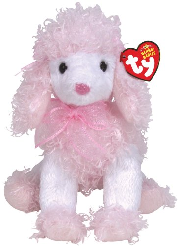 fc2c8dec318 Image Unavailable. Image not available for. Color  Ty Beanie Babies  Divalightful - Poodle