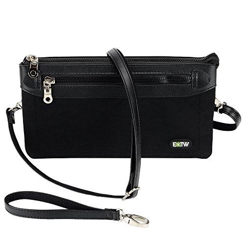 Black Detachable Bag Strap - 2