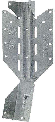 Simpson Strong Tie LSSU28 18-Gauge 2x8 Light Adjustable U Joist Hanger 25-per box