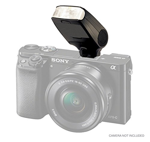 Bounce, Swivel Head Compact LCD Mult-Function Flash for Sony Alpha DSLR A580